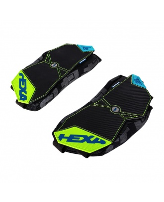 Footstraps Hexa LTD Neon