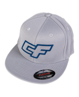 LOGO HAT GREY