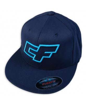 Logo Hat 2 Dark Blue