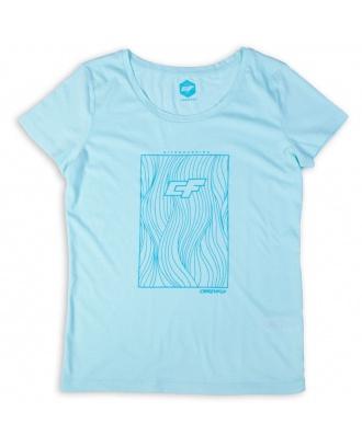 Mint Womens T-shirt